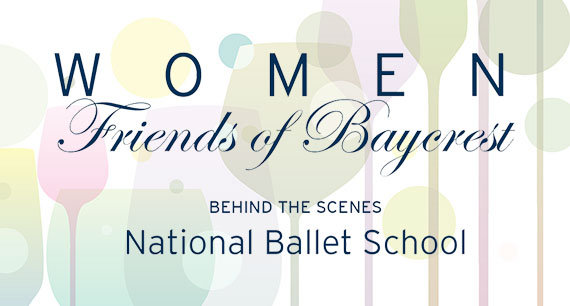 Women Friends of Baycrest: National Ballet School