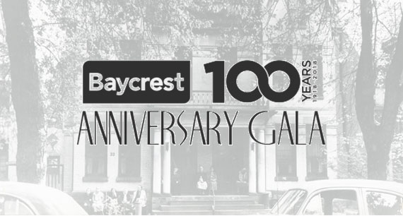 Baycrest 100th Anniversary Gala