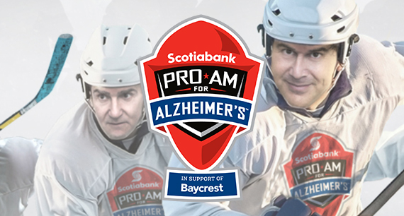Scotiabank Pro-Am for Alzheimer's in support of Baycrest