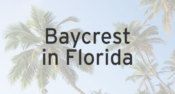 Baycrest in Florida